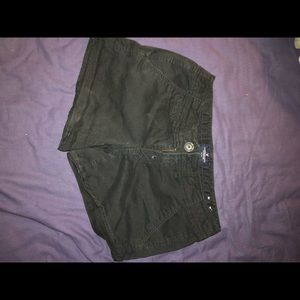 American eagle stretch shorties. Size 6